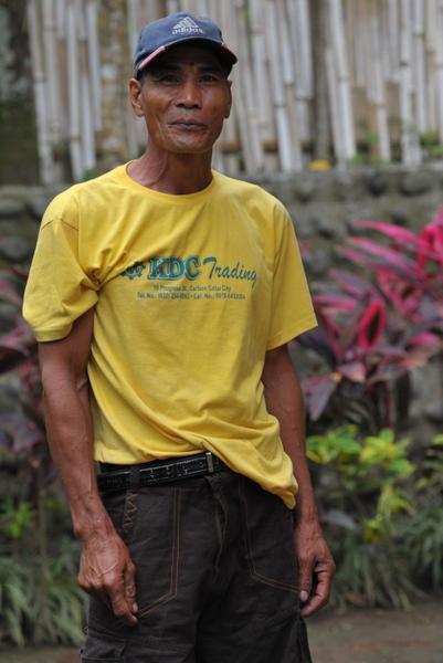 Sugar cane worker Morito