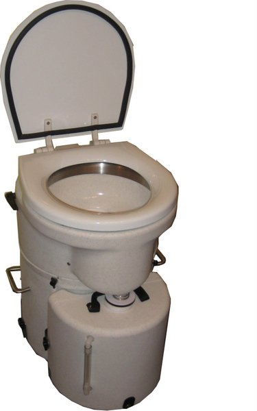 Airhead Composting Toilet