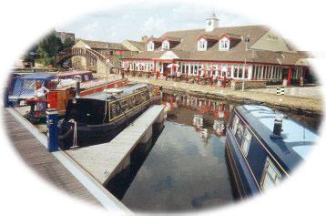 Aspley Wharf Marina