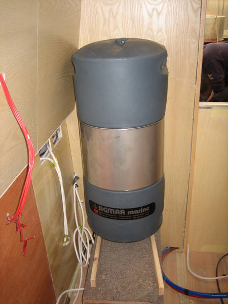 Calorifier