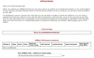 DAP Home Page - Affiliate