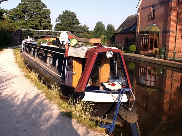 Narrowboat Doublefracture