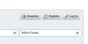 Forum Login