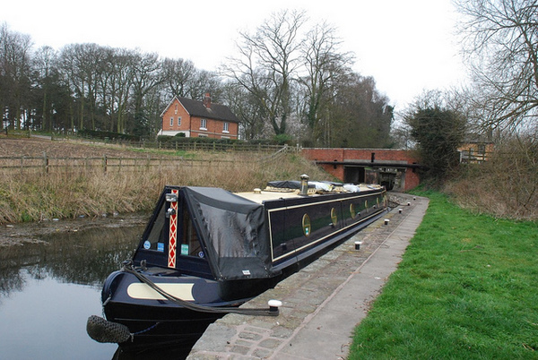 Narrowboat Joannie M