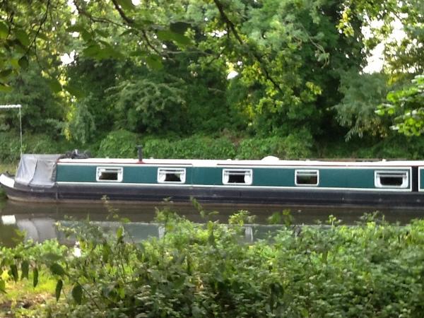 Narrowboat Lorien