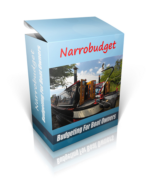 Narrobudget Budgeting software for narrowboats
