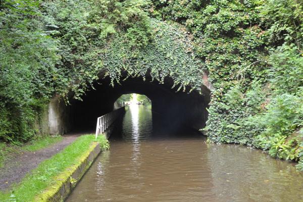 Cowley tunnel