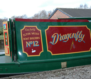 A shared ownership narrowboat