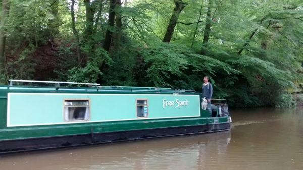 dave charlie boat