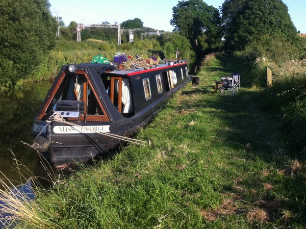 George on the north Oxford