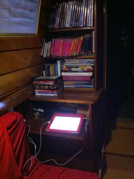 Cynthia's cupboard desk