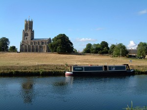 Fotheringhay - a favourite spot