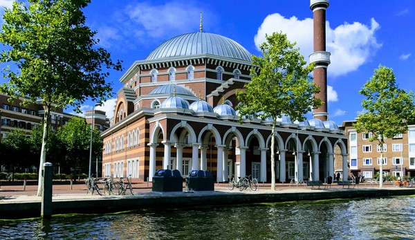 An Amsterdam Mosque