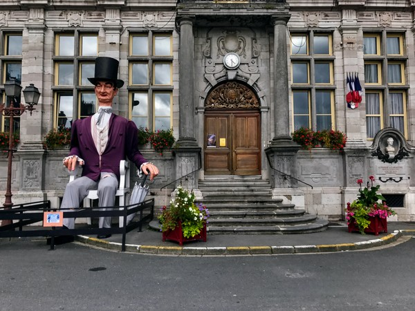 A French town which doesn't take its officials too seriously