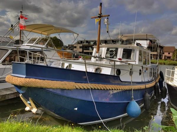 Dik Trom Linssen Yacht