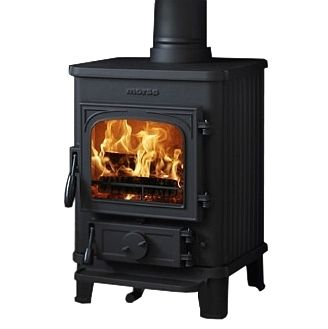 Morso Squirrel Multi Fuel Stove