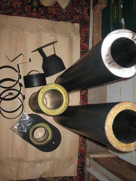 Morso flue kit