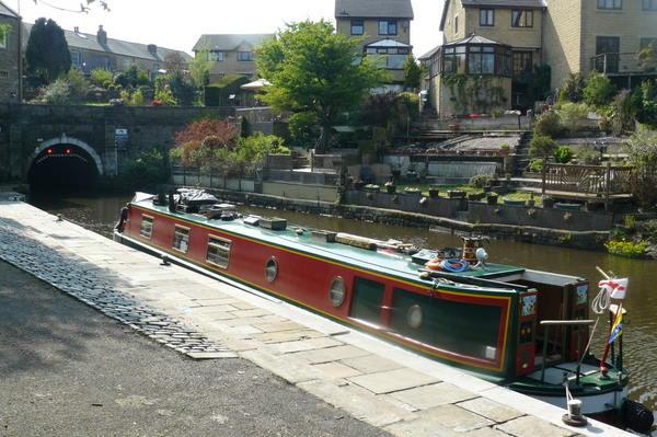 Narrowboat Ouse Dunit
