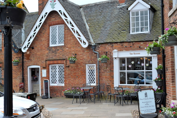 Thistle Cottage Tea Rooms in Market Bosworth