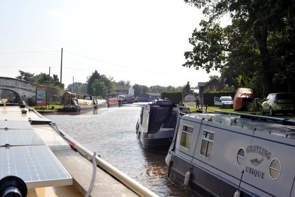 Nantwich Canal Basin
