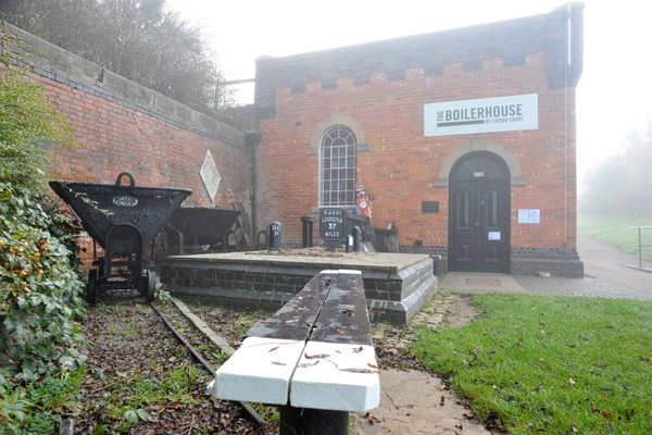 The Foxton Boiler Room museum