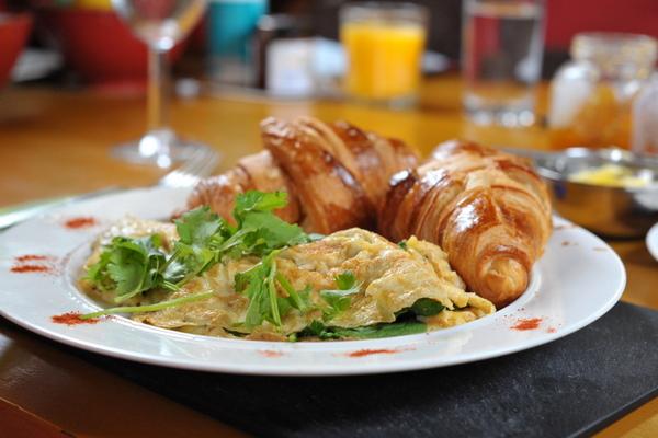Cynthia's Breakfast Omelette
