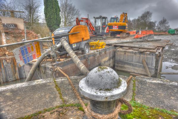 Calcutt Top Lock repairs