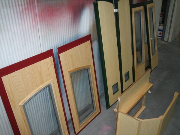 Side Hatches & doors