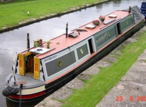 Narrowboat Song of the Waterways