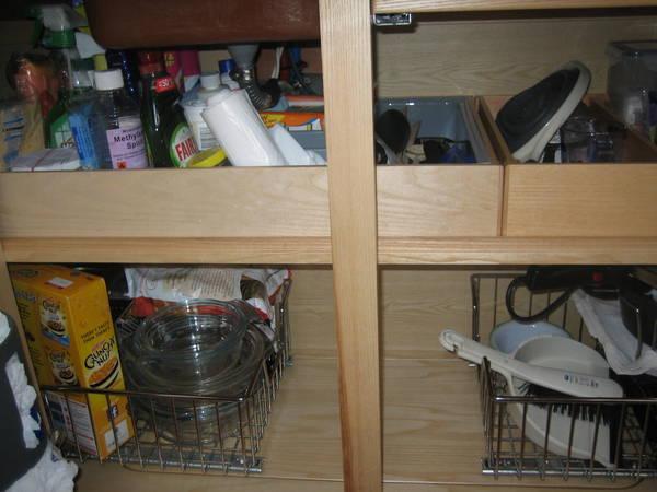 kitchen shelf 3