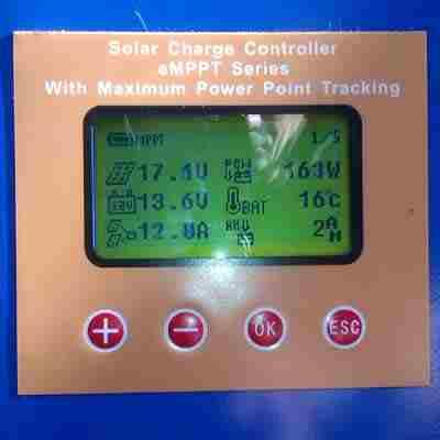 Solar Power Controller